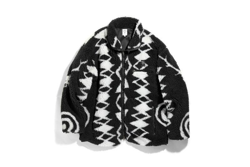 Americana-Themed Fleece Jackets