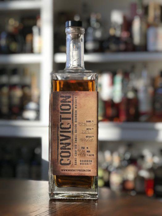 Prison-Aged Whiskies