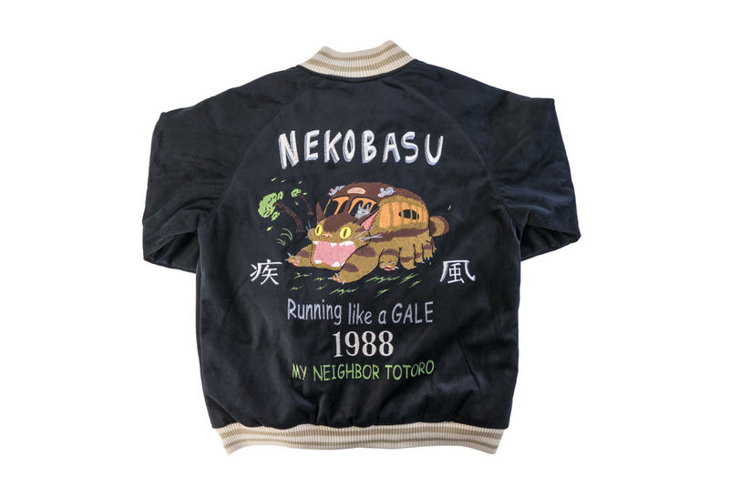Anime-Inspired Embroidered Jackets