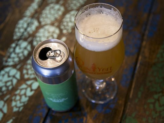 Marijuana-Infused IPAs