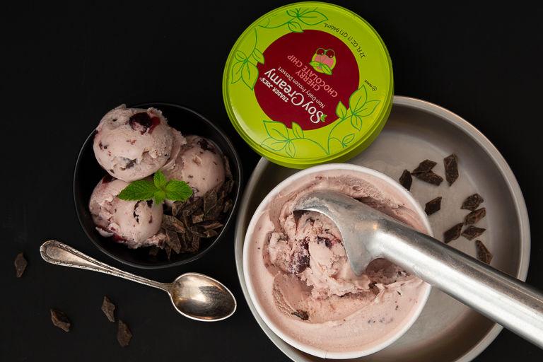 Organic Non-Dairy Desserts