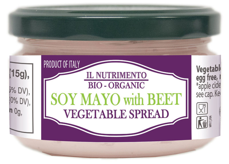 Beetroot Soy Spreads