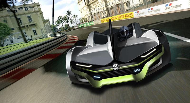 Open-Top Commuter Race Cars