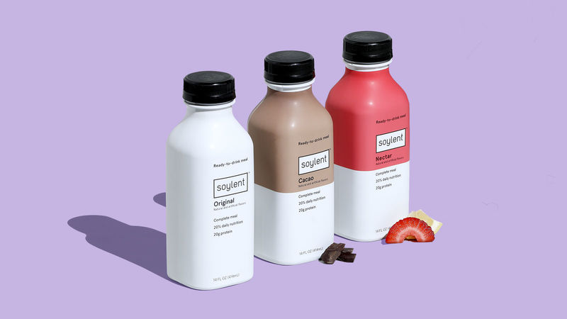 Beverage Bottle Redesigns