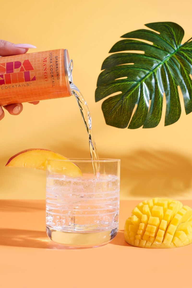 Health-Focused Canned Cocktails