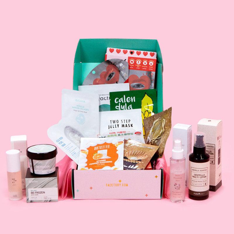 K-Beauty Spa Subscription Boxes