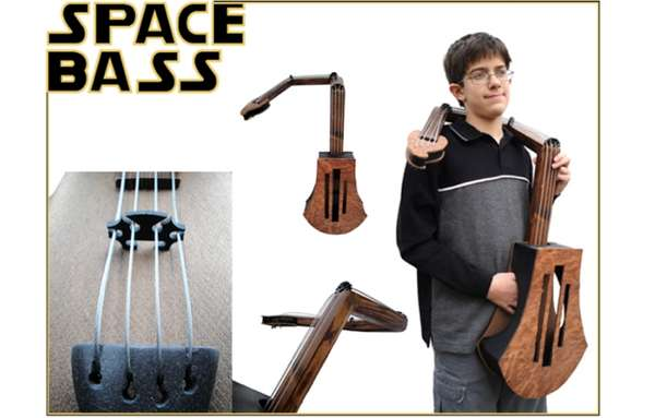 Intergalactic Instruments