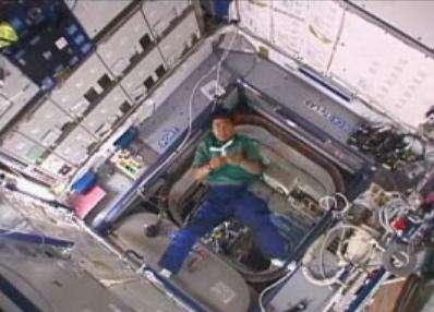 Zero Gravity Curiosity