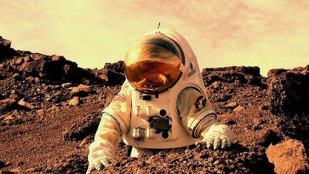 Sensor-Laden Space Boots