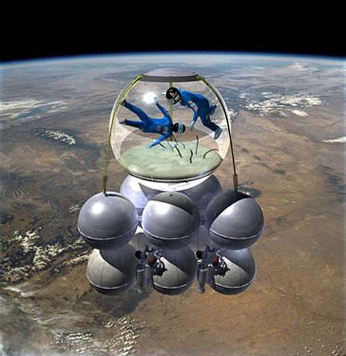Suborbital Space Vehicles