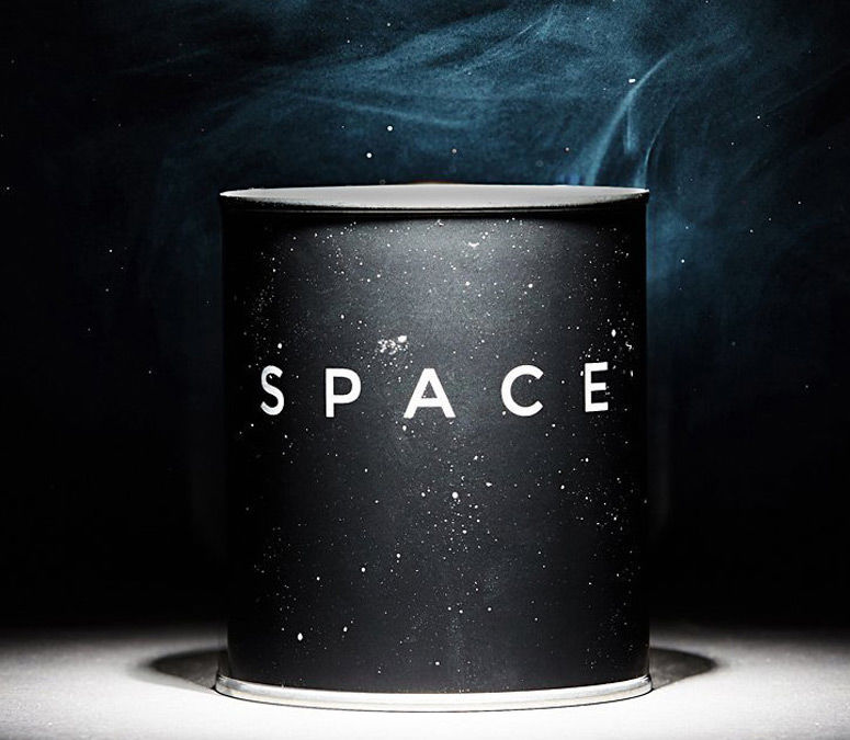 Outer Space-Scented Candles