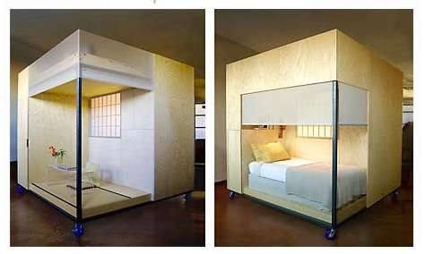 Compact Feng Shui Spaces