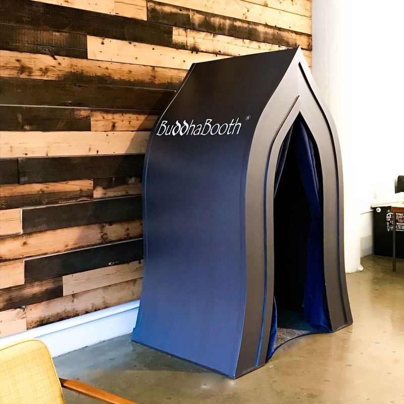 Private Meditation Pods
