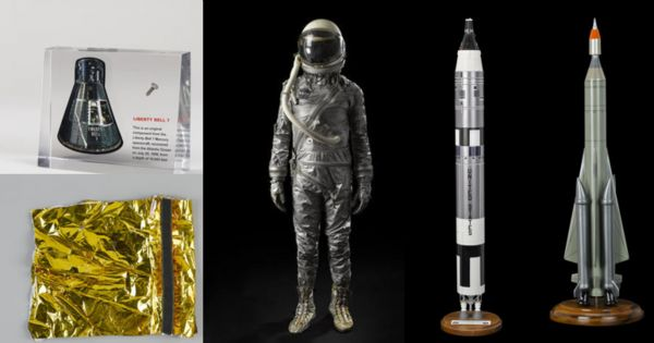 Space Memorabilia Auctions
