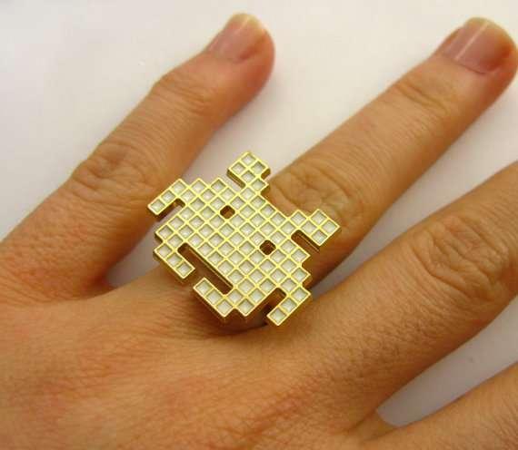 8-Bit Promise Rings
