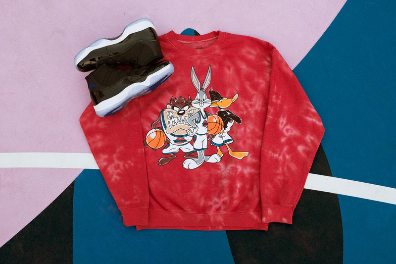 Cartoon Basketball Apparel