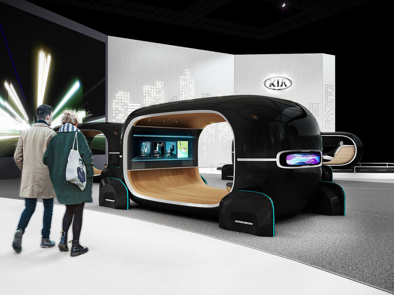 AI Car Cabins