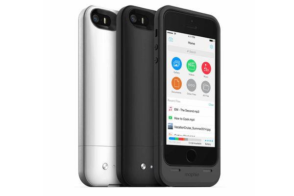 Storage-Boosting Smartphone Cases