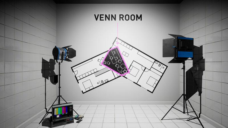 Futuristic Virtual Reality Installations