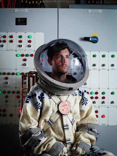 Handcrafted Space Suits