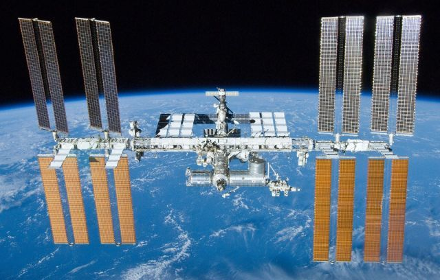 Space Station Tourism Launches