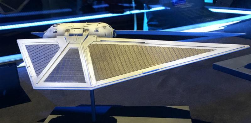Fantasy Spacecraft Designs