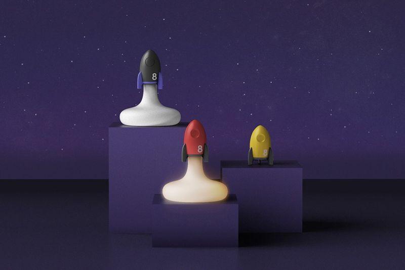Ambient Space Travel Illuminators