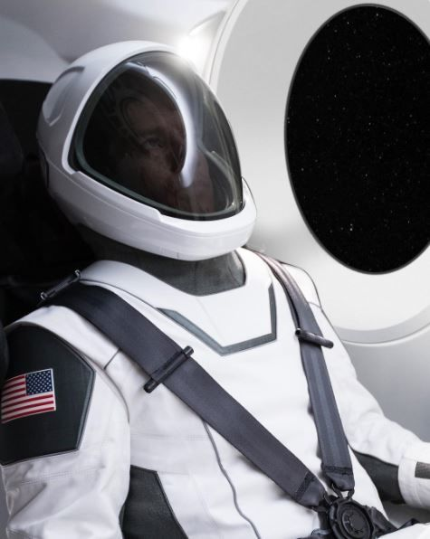 Aesthetically Functional Spacesuits
