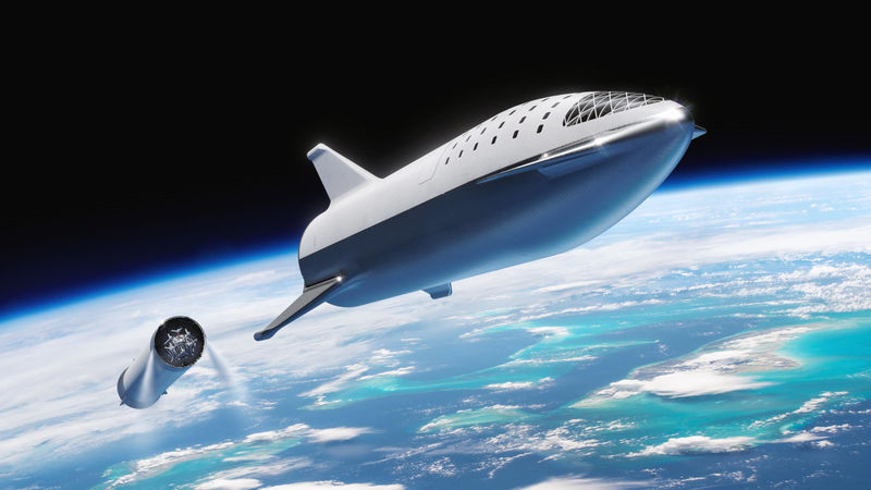 Commercial Space Flights