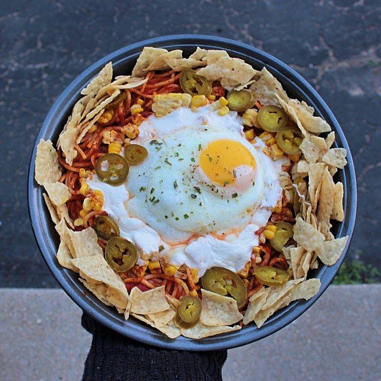 Hybrid Taco Pastas