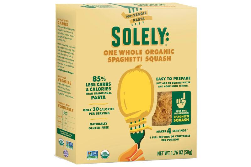 Single-Ingredient Squash Pastas