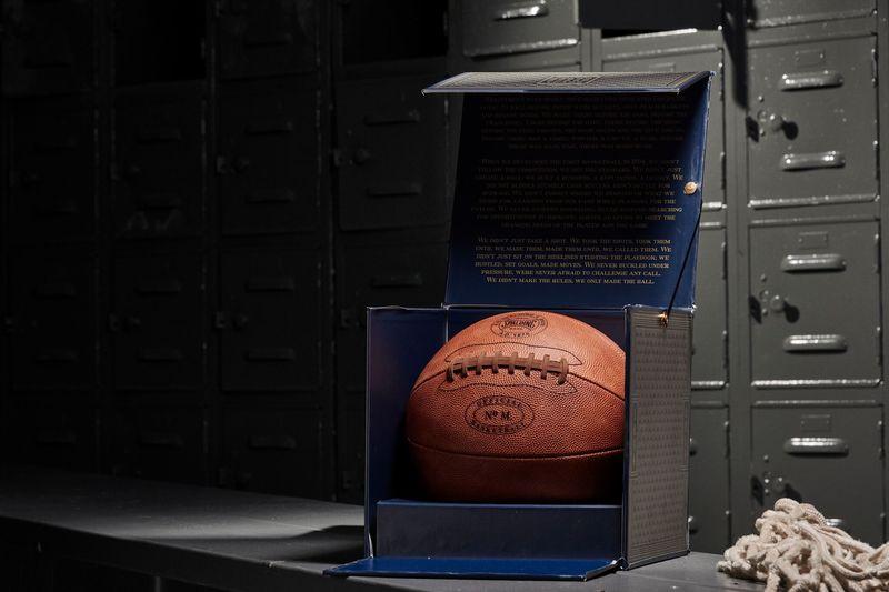 Celebratory Limited Edition Basketballs