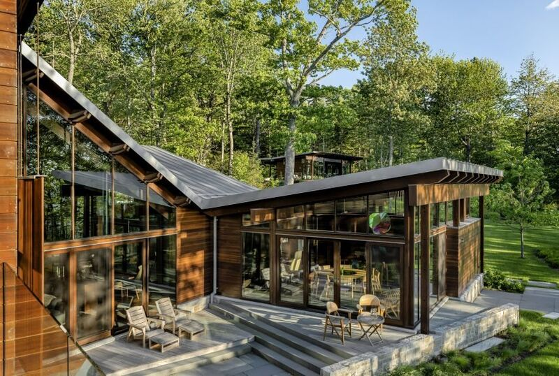 Teahouse-Inspired Remote Retreats