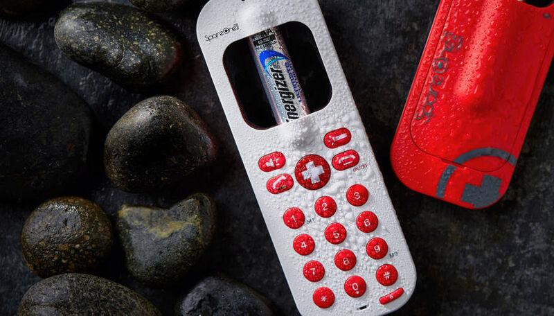 Screenless Emergency Cellphones