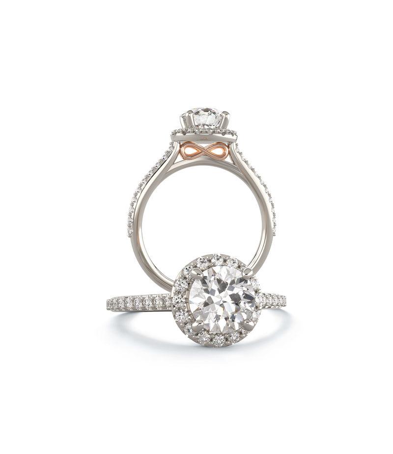 Extra-Brilliant Diamond Rings