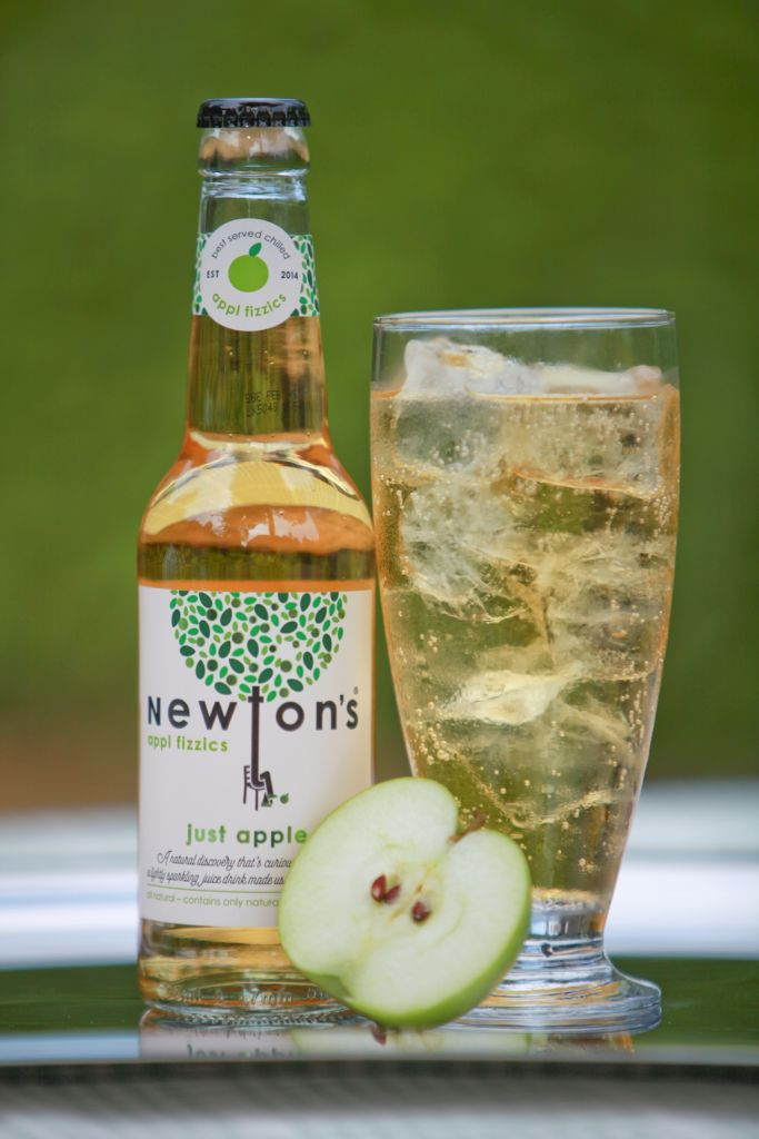 Healthy Sparkling Apple Juices
