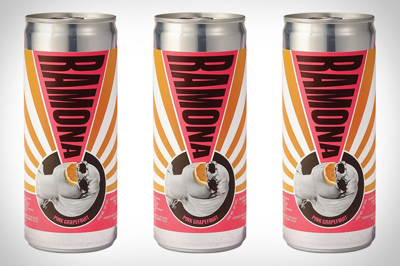 Sparkling Canned Wines
