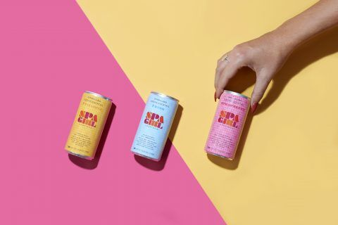 Better-for-You Canned Cocktails