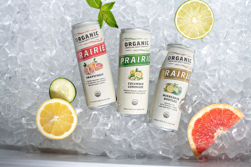 Sparkling Craft Cocktails