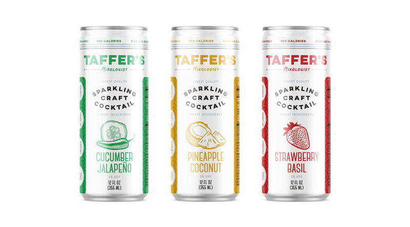 Mixology-Inspired Sparkling Water