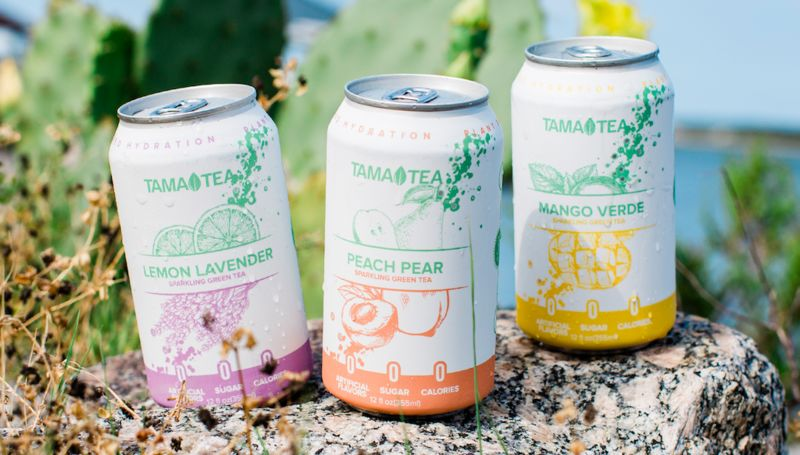 Free-From Sparkling Teas