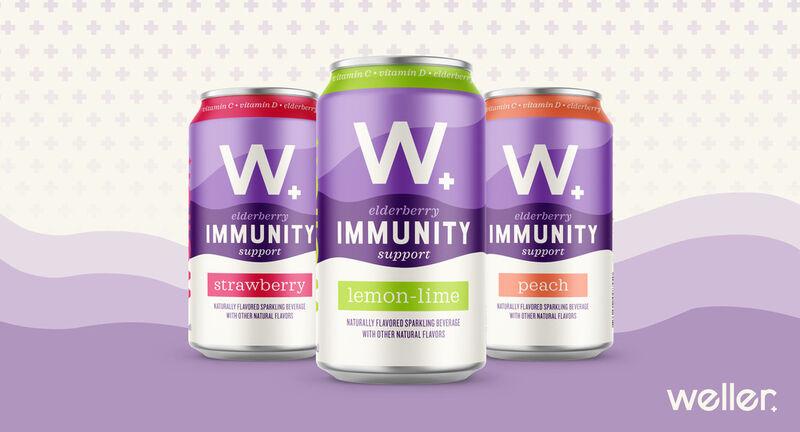 Elderberry Immunity Beverages