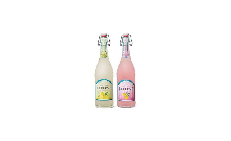Natural Sparkling Lemonades