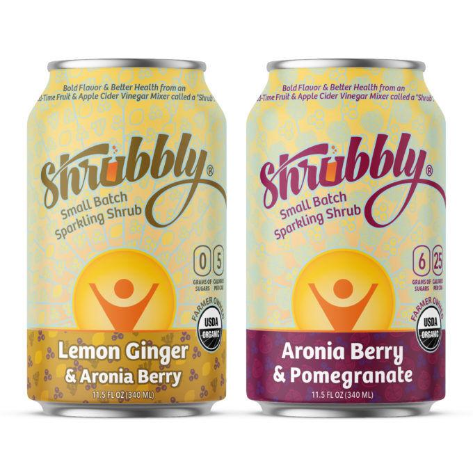 Ready-to-Drink Shrub Refreshments