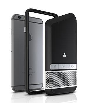 Sound-Boosting Smartphone Cases