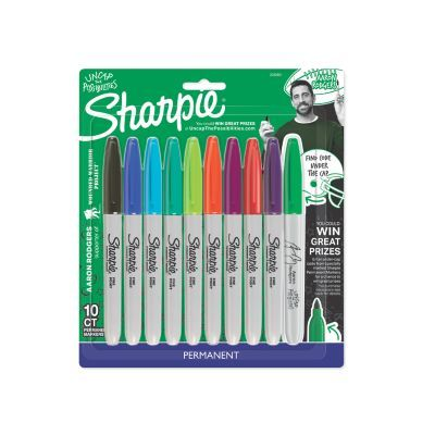 Sporty Special-Edition Markers