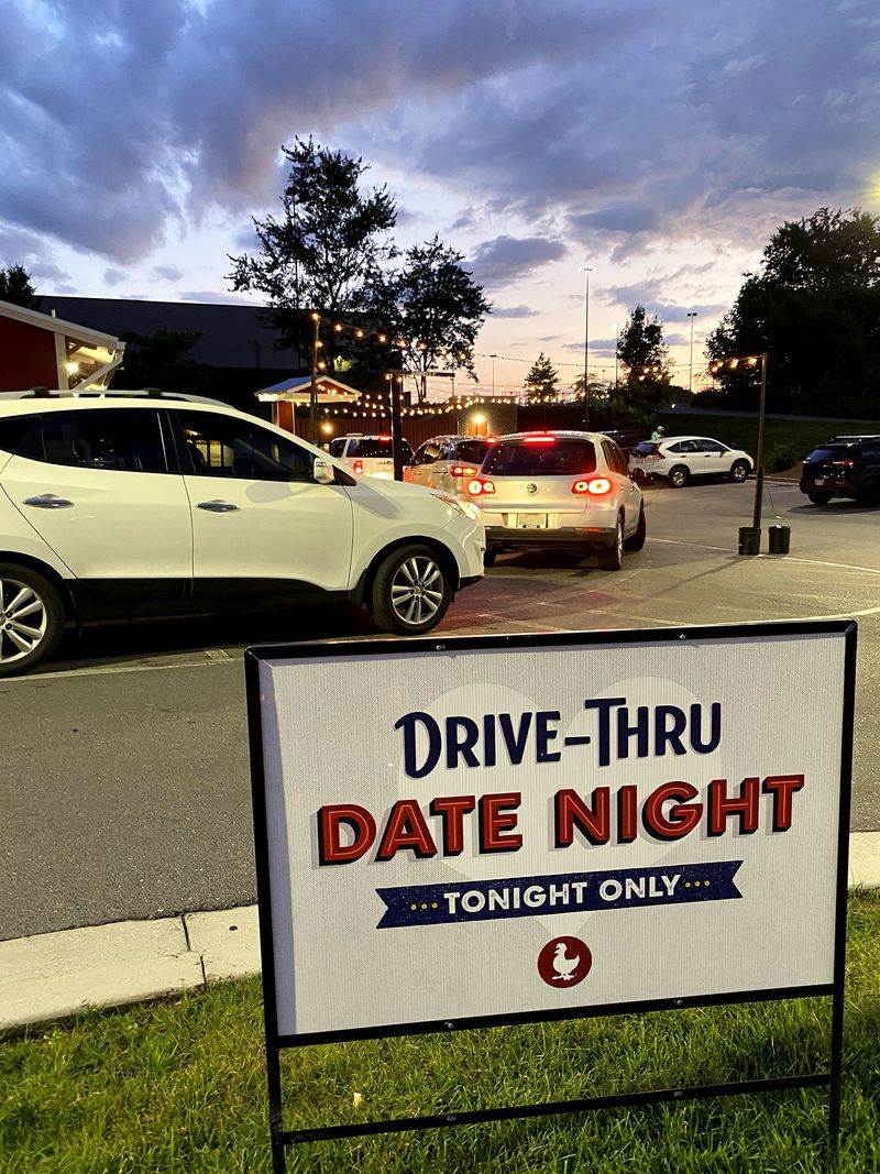 Date Night Drive-Thrus