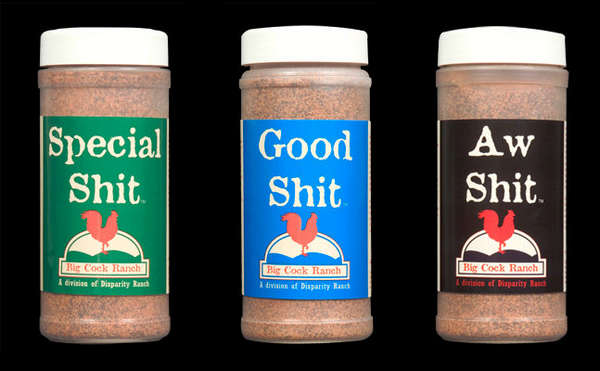 Cheeky Seasoning Spices