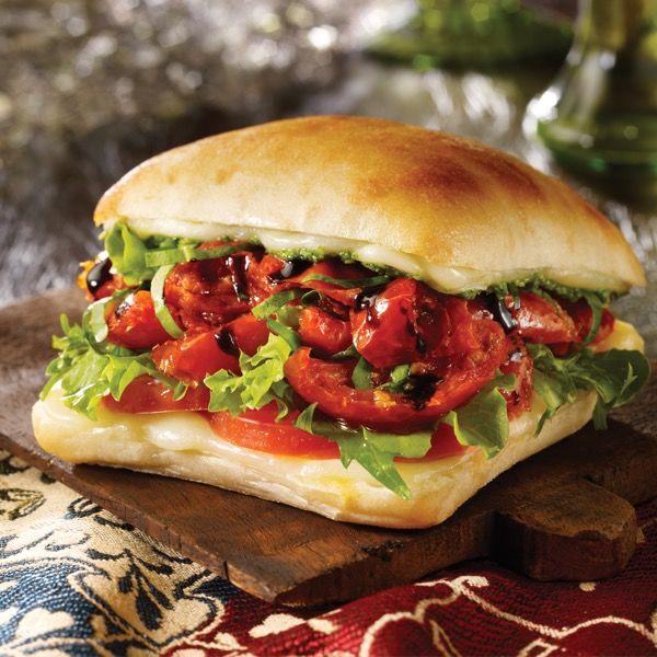 Specialty Sandwich Menus