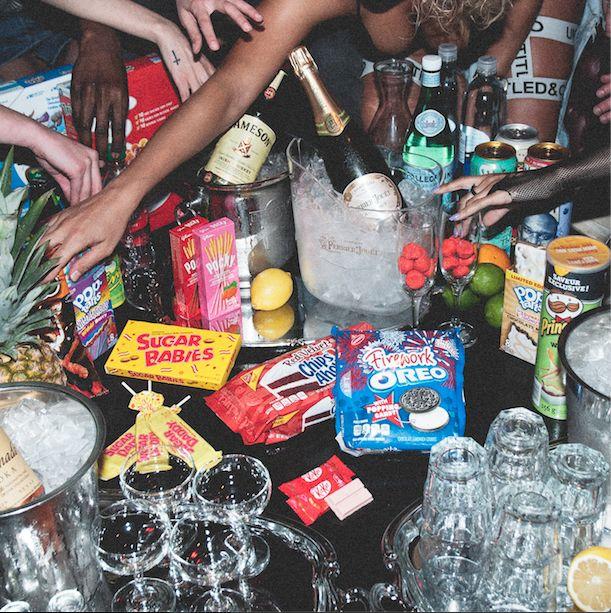 Specialty Snack Nightclubs